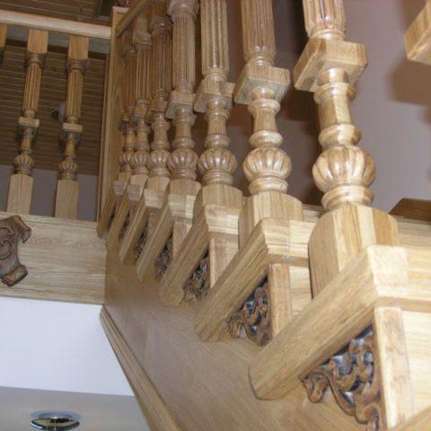 Авторские лестницы премиум класса на заказ